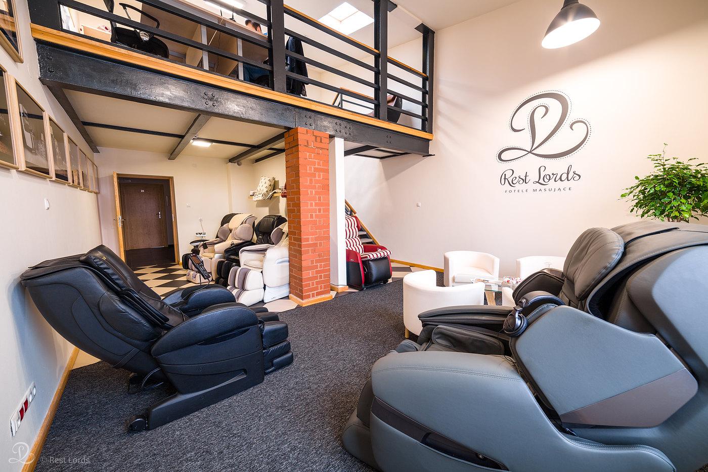 sklep z fotelami do masażu