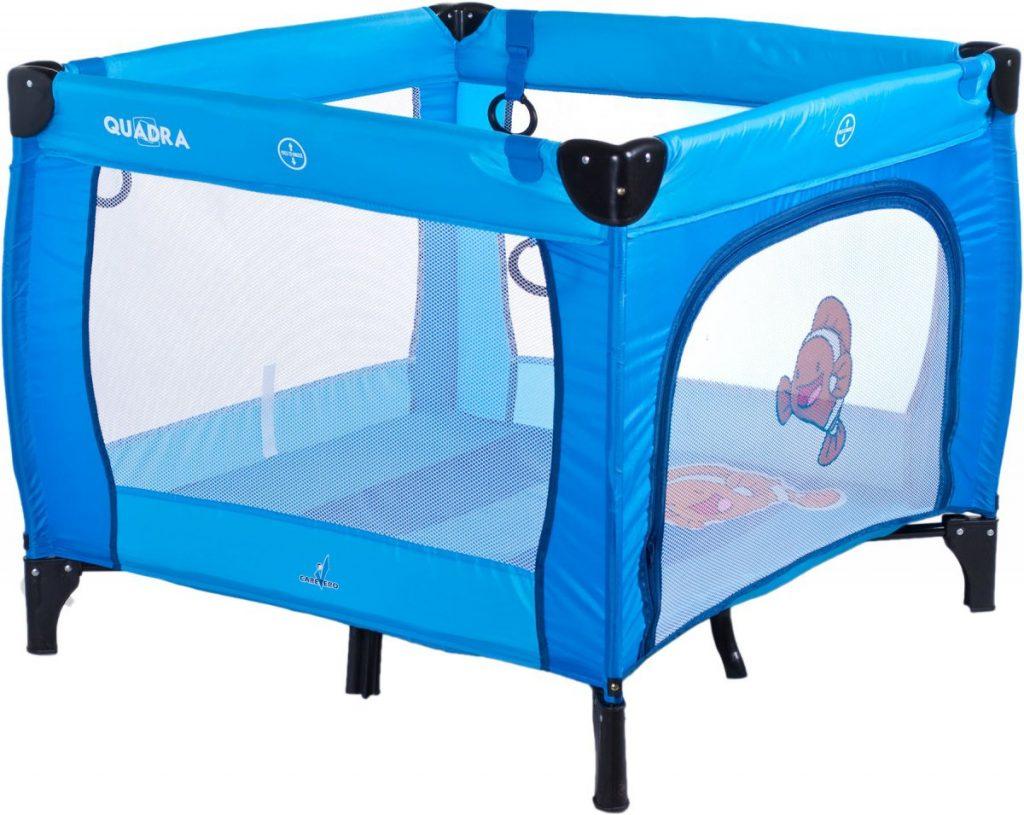 Kojce i łóżeczka dla dzieci Caretero Quadra